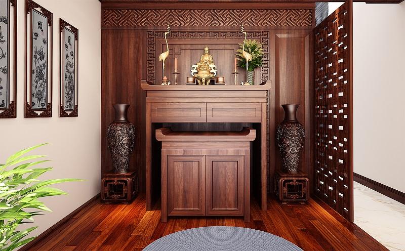 Những lưu ý khi đặt bàn thờ ở nhà chung cư quan trọng, nên nhớ. Đặt bàn thờ ở nhà chung cư nên nhớ điều gì quan trọng, hữu ích.