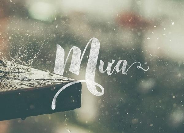 Nằm mơ thấy mưa điềm báo gì? Giải mã ý nghĩa giấc mơ thấy mưa