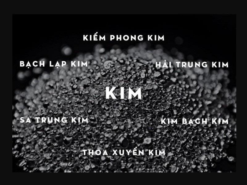 Người mệnh Kim nên chọn vòng đá màu gì hợp phong thủy, tài lộc?