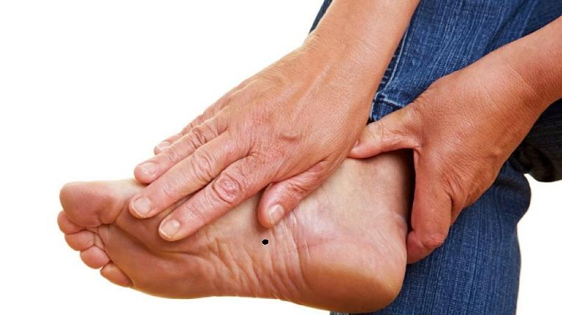Nốt ruồi ở lòng bàn chân mang ý nghĩa gì?