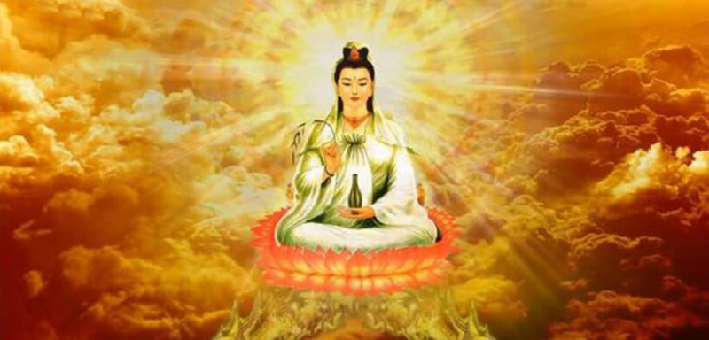 Mơ thấy Phật là điềm báo gì? Mơ thấy phật bà quan âm