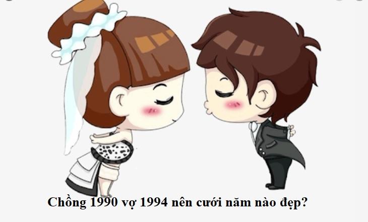 Nam 1990 và nữ 1994 có hợp kết hôn, làm ăn không? Tuổi Canh Ngọ và Giáp Tuất có hợp nhau không