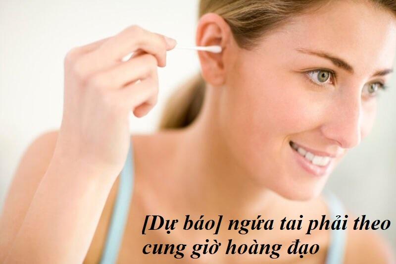 Ngứa tai phải, ngứa tai trái là điềm báo gì?