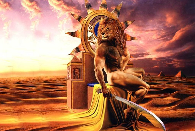 Xem bói tình yêu theo cung Hoàng đạo. Tình yêu cung Sư Tử