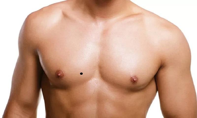 Ý nghĩa nốt ruồi ở ngực của đàn ông, phụ nữ
