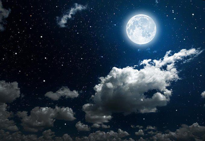 Mặt trăng & sao ảnh hưởng tới con người tạo nên ngày tốt xấu