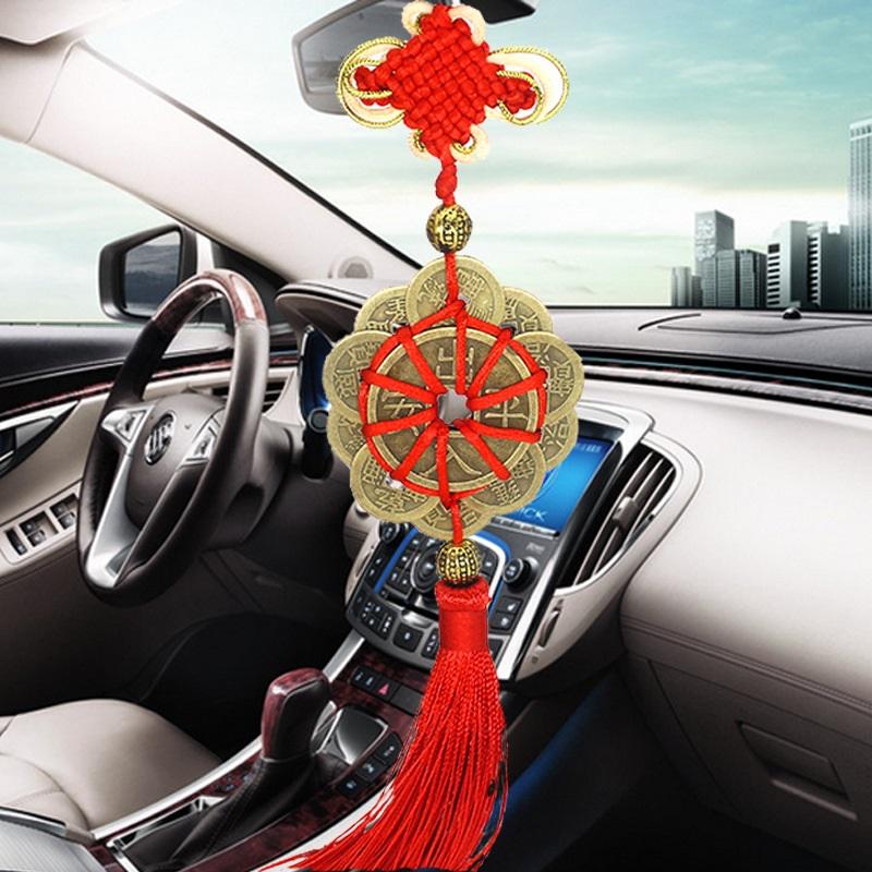 Vật phẩm phong thủy nên có ở ô tô