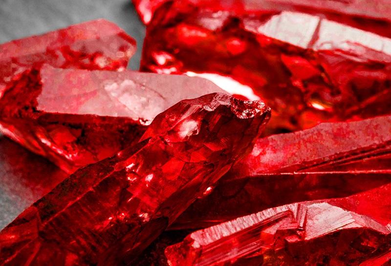Chọn đá phong thủy theo mệnh cho người mệnh Hỏa