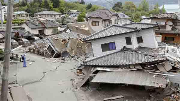 Những giấc mơ động đất mang điềm báo xấu