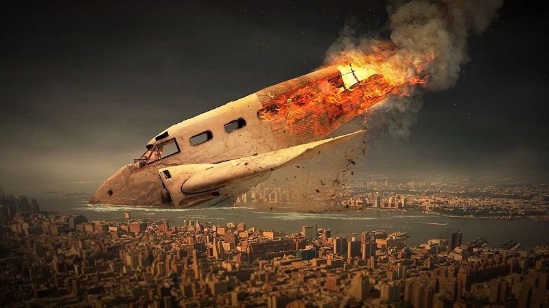 Nằm mơ thấy máy bay trực thăng cháy