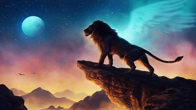 Giải mã điềm báo mơ thấy sư tử