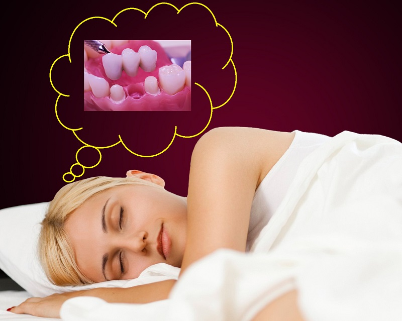 Nằm mơ thấy tự nhổ răng là điềm gì, đánh con số gì?