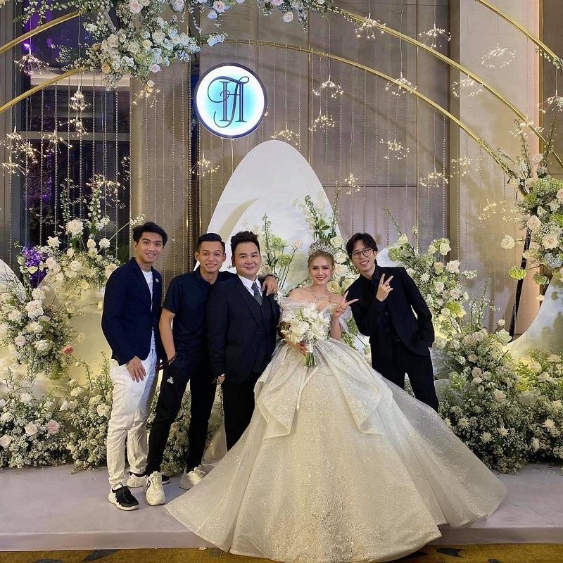 Nghi thức lễ cưới truyền thống có gì