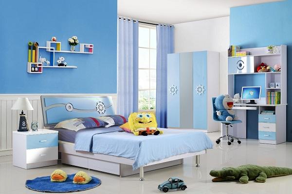 Hướng kế giường phòng ngủ hợp phong thủy cho bé