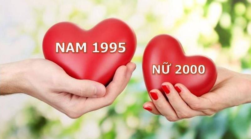 Tuổi Hợi 1995 và tuổi Thìn 2000 hợp nhau không? 2000 và nam 1995