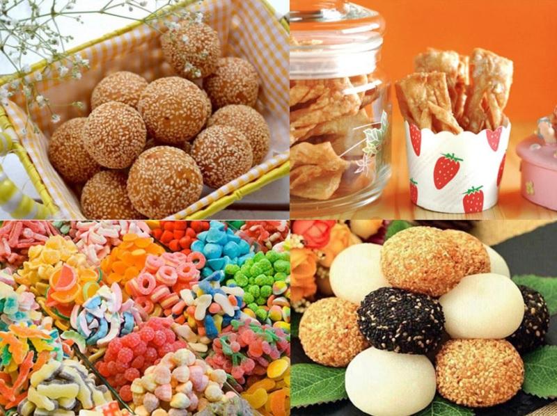 Mơ thấy các loại bánh kẹo đánh con gì? Giải mã mơ thấy bánh mì