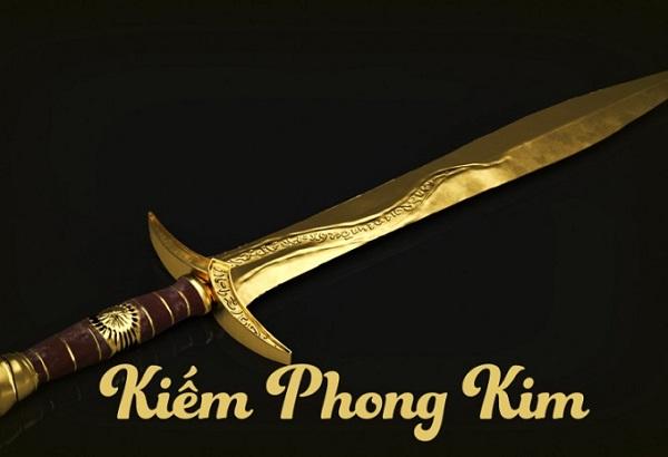 Kiếm Phong Kim và Sơn Đầu Hỏa, mệnh Kiếm Phong Kim