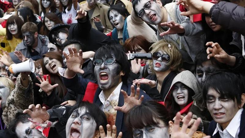 Mơ thấy đại dịch zombie. Mơ thấy zombie là điềm gì?