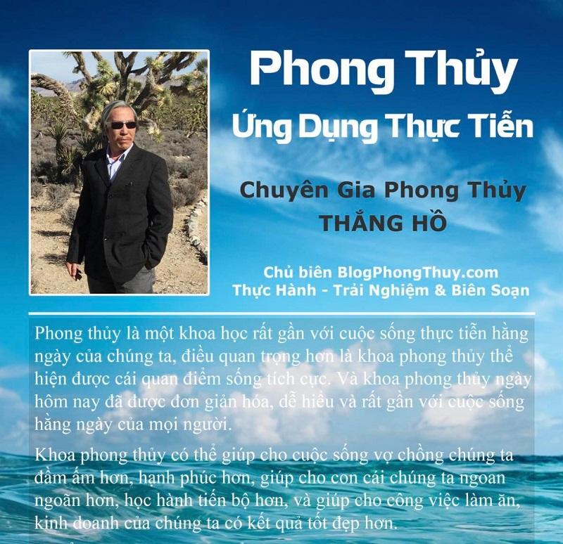Những thầy phong thủy giỏi ở Sài Gòn