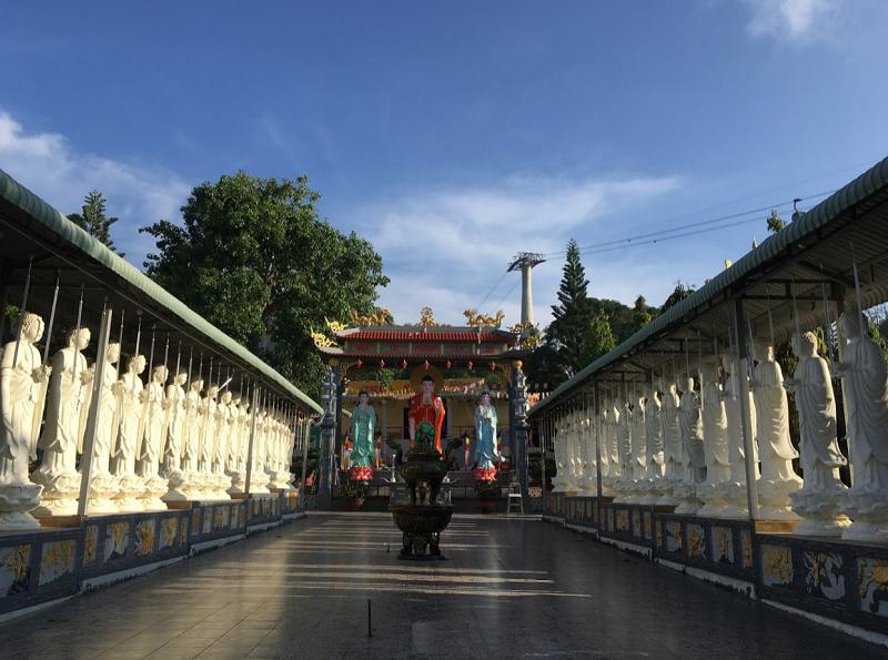 10 ngôi chùa đẹp ở Phú Quốc. Địa chỉ, giờ mở cửa các ngôi chùa nổi tiếng Phú Quốc. Chùa Sùng Đức