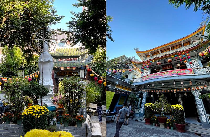 Các ngôi chùa đẹp tại Nha Trang nổi tiếng linh thiêng. Chùa Cát
