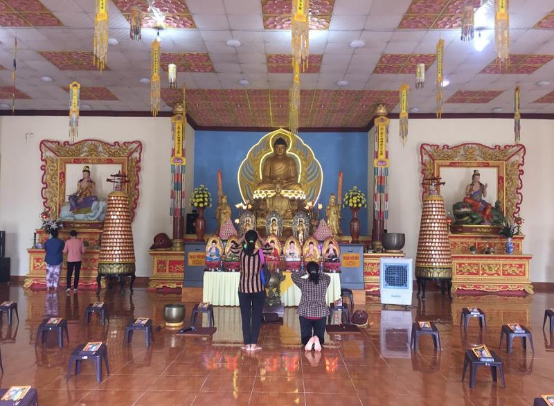 Các ngôi chùa linh thiêng ở Phú Quốc. Chùa Hùng Nhĩ Sơn