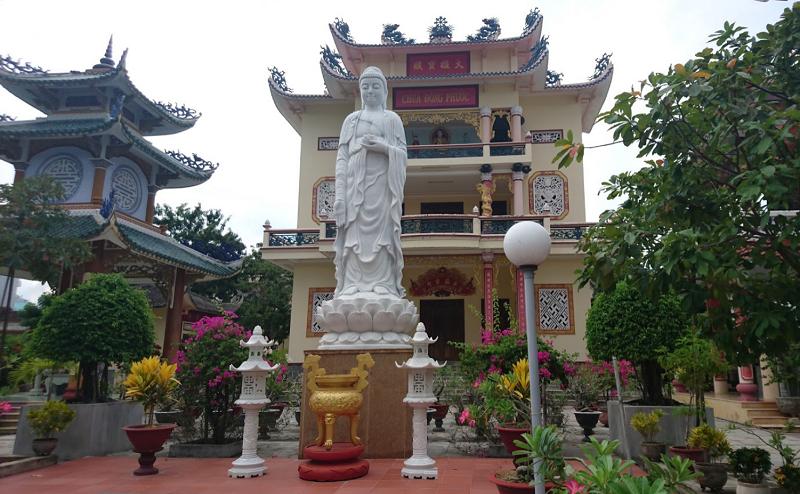 Địa chỉ các ngôi chùa ở Nha Trang. Chùa Đông Phước