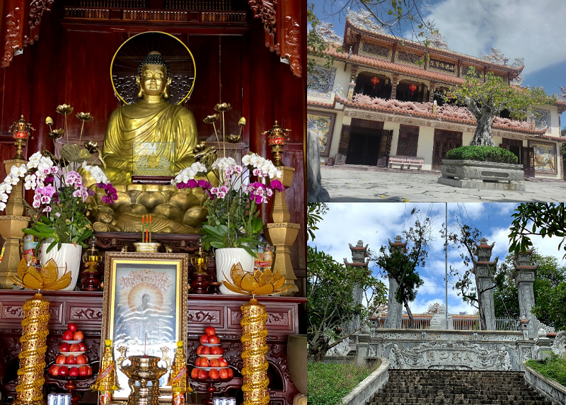 Nha Trang có những ngôi chùa nào đẹp, nổi tiếng? Chùa Hải Đức
