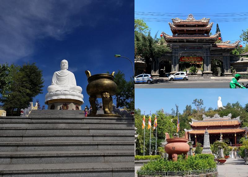 Những ngôi chùa đẹp, nổi tiếng ở Nha Trang. Chùa Long Sơn