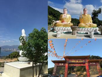 Những ngôi chùa đẹp ở Nha Trang. Danh sách chùa tại Nha Trang. Chùa Đa Bảo