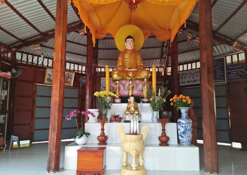 Những ngôi chùa ở Phú Quốc nên tới tham quan. Phú Quốc có chùa nào đẹp? Chùa Ruộng Muối