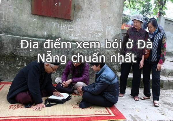 TOP địa chỉ xem bói chuẩn nhất ở Đà Nẵng hiện nay: bói tình duyên, bói bài, bói vận mệnh, giải căn, xem tướng số..